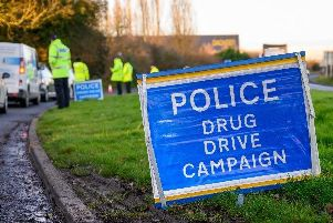 Northamptonshire Police is naming drivers charged with drink or drug driving