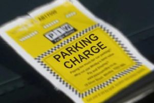 A total of 54,172 parking fines were handed out by Northamptonshire County Council in 2018/19
