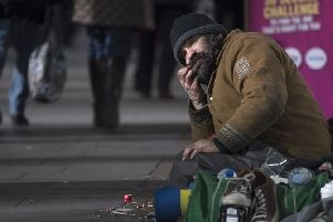 Dozens of people in Daventry are homeless, new analysis from Shelter reveals