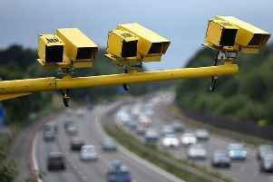 Speeding main cause of driving offences in Northamptonshire