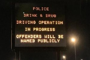 Northampton Police named all those caught during their Christmas drink-drive crackdown.