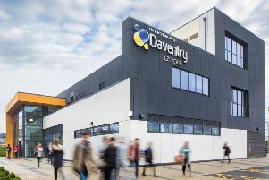 Prospective students encouraged to 'find their future' at Daventry college open day