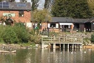 Daventry Country Park cafe is looking for a new owner.