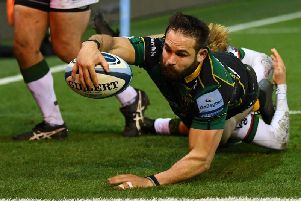 Cobus Reinach continues to excel at Saints