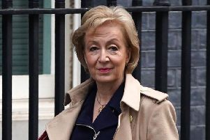 South Northamptonshire MP Andrea Leadsom. Photo: Getty Images