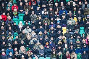 Saints supporters will hope to see their side in action on Sunday