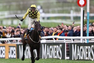 Al Boum Photo and Paul Townend winning the 2019 Gold Cup