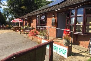 The Bliss Lane tea room will close later this year.
