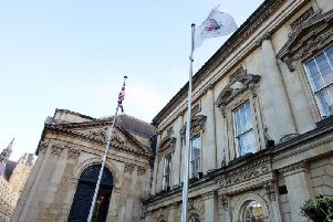 The final budget in Northamptonshire County Council's 130-year history was agreed at County Hall