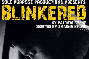 Blinkered is the hard hitting new production from Sole Purpose