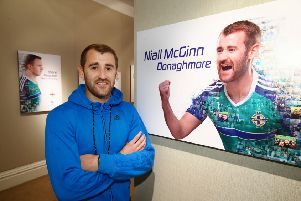 EURO 2016: Niall McGinn looking forward to France