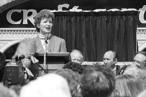 Derry beat Tyrone in the Ulster Championship and city welcomes President Mary Robinson: It's May 1992