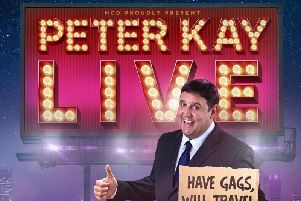 Peter Kay was due to perform dates in Belfast and Dublin in 2019.