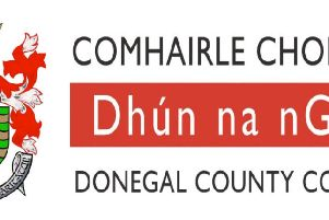 Donegal County Council is currently erecting signage.