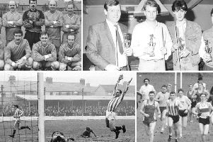 Sporting images from the Derry Journal archive