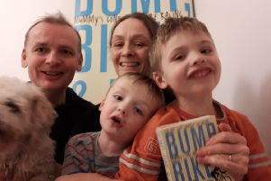 Derry's Moire talks 'Bump, Bike and Baby' in new 'warts and all' book