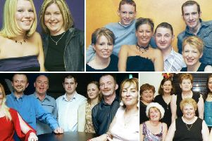 Derry parties from the early 'noughties'