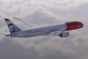 Norwegian Airlines will cease to fly from Belfast to New York and Boston next month.