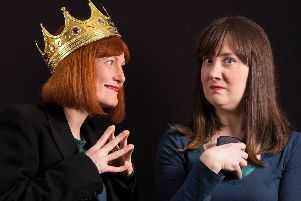 Derry comedy duo bring fairytales with a twist to An Grainan