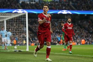 Barcelona are reported to be weighing up a move for Roberto Firmino