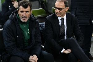 Roy Keane and Martin O'Neill have left their roles with Ireland