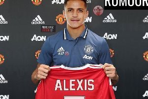 Rumour Mill: Alexis Sanchez determined to leave Manchester United