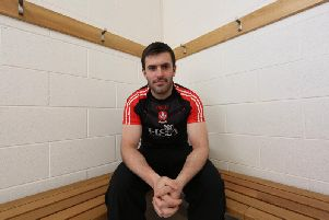 Mark Lynch who has announced his retirement from inter-county football.