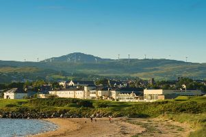 The popular Inishowen Gateway Hotel is surrounded by acres of outstanding natural beauty in Buncrana