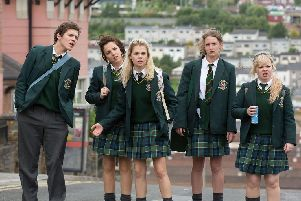 Series two of 'Derry Girls' is due on our screens in March 2019.
