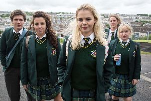 Derry Girls series two is due on our screens in March 2019.
