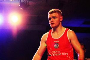 Oak Lead puncher, Brett McGinty was frustrated by his performance in the Ulster Elite middleweight final at the Ulster Hall last weekend.