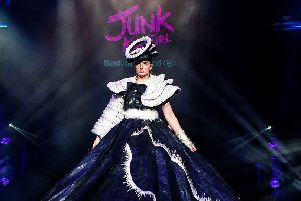 Tickets on sale this Monday for Forum's Junk Kouture