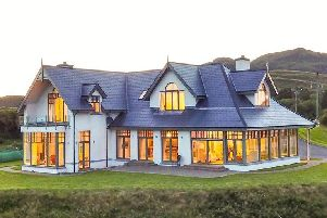Watch and wonder! Look at this amazing property in Co Donegal