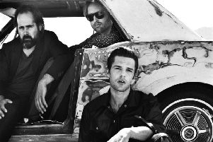 Killers and Lewis Capaldi set for Belsonic show this summer