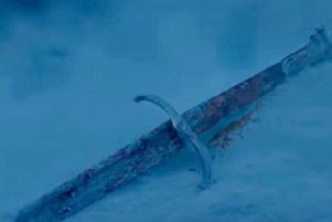 A screenshot of Longclaw from the new Game of Thrones season eight teaser trailer which was released on Tuesday afternoon.