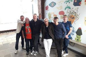 'My lifelong obsession with the Undertones' for the Playhouse this month