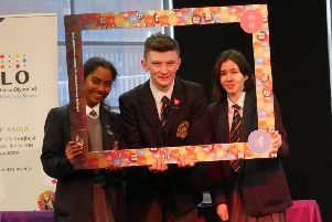 Lumen Christi students compete for title of 'Ireland's Top Problem Solver'