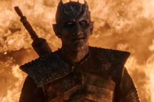 The Night King in season eight, episode three of Game of Thrones. (Photo: HBO)