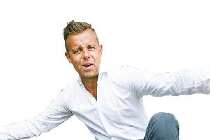 Get ready for a 'Fun House' at Sandinos with Pat Sharp this Saturday