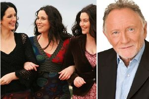 The Henry Girls from Malin and Phil Coulter.