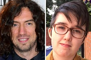 Snow Patrol singer Gary Lightbody will perform at Ebrington Sqaure following the walk in memory of Lyra McKee. (Photo Ian West/ PA Wire)