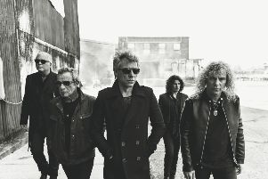 Bon Jovi set to rock Dublin this weekend