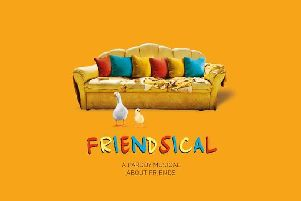 Cast revealed for Friendsical show at Millennium Forum