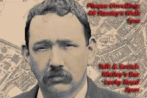 McCarron plaque to be erected in Bogside