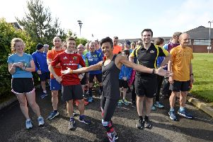 Strabane runners to feature in BBC One Parkrun documentary