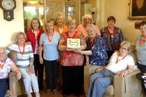 'The Wednesday Gang' hailed as  a lifeline for older Apex tenants