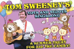 Join 'Tots and Teddys Singalong'