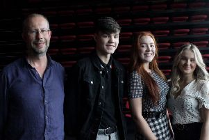 Three local young people awarded National Youth Theatre scholarship programme