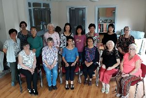 'Active Citizens Engaged' is an intercultural group for older people from the local area and the Chinese community who live here in the city.  The group meets every Wednesday in Alexander House on Bishop Street.