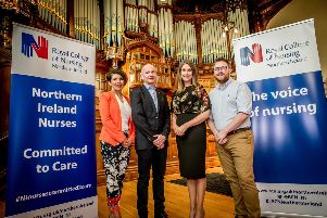 'Nursing is a fantastic career for anyone to follow' despite challenges